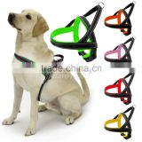 Reflective Nylon Dog Neoprene Padded Harness With Quick Control Handle S/M/L                                                                         Quality Choice