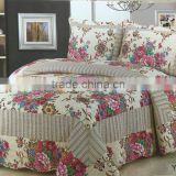 high quality stylish new fabric 100% cotton wholesale bedding set