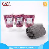 BBC lady Gift Sets Suit 008 Professional factory pink girl skin care popular bath set with towel