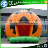 Happy Halloween inflatable bouncer for sale,commercial bounce houses