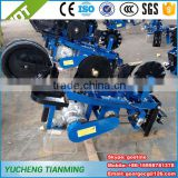 Agriculture single furrow plough machine for walking tractor