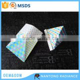 Foldable DIY paper snack bag Triangle bag paper gift bag                                                                                                         Supplier's Choice