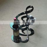 GH-RZ241 2014 new design! hot sale tabletop wine storage rack / wine rack / wine shelf