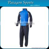 Sports Warm Up Suit (Blue & Black)