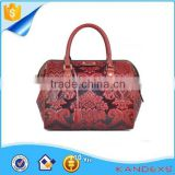 Most Popular Design Stylish Fashion Lady Handbag Western Style Wholesale Handbag China Top One Lady Handbag