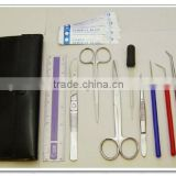 Cheap Price CE/ISO/FDA Certificate Minor Surgical Kit Disposable Sterile Dissecting Set