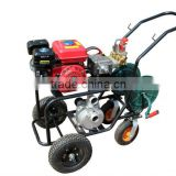agriculture 168 gasoline engine 22 power sprayer and centrifugal water pump garden sprayer