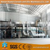 waste tyre to diesel distillation plant