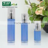 15ml 30ml 50ml 100ml 120ml Luxury Plastic Acrylic Lotion Pump Bottle of Cosmetic Packaging