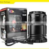 Sell cheap new led camping lamp/solar energy lantern /hand power rechargeable light                                                                         Quality Choice