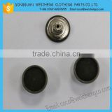 metal button snaps for leather/jeans button jacket metal buttons