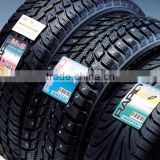 2016 new product colorful printing tyre label sticker made in China