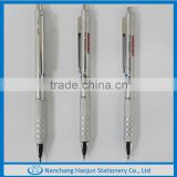 Newest designed Custom LogoSilver Copper Mechanical Pencils ,Metal Sliver Mechanical Pencils