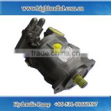 China factory direct sales long working life hydraulic pump for dump truck for harvester field