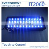 120W LED Aquarium Lamp Aquarium LED Light Combo White/Actinic Blue Grow Reef Evergrow Evergrow IT2060
