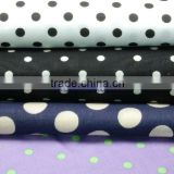 Spot or Dot print cotton fabric                                                                         Quality Choice