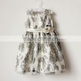 fashionable Beaded baby girls dresses for wedding                                                                                                         Supplier's Choice