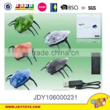 Newly Iphone remote control mini fluorescence beetles with light toy