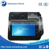 M680 desktop 3G pos MSR IC card reader GPRS WIFI cash register pos machine touch screen with bluetooth