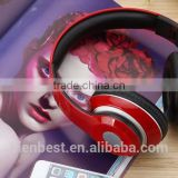 EB201 Wireless Headphone Stereo Bluetooth Headset 4.0+ EDR With Microphone TF Card FM Radio for Cell Phone iPhone