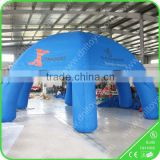 30x UV Proof Waterproof rainproof double pvc pole inflatable tent with reasonable price and good quality
