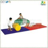 FS-07155 kids indoor soft play equipment