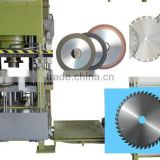 Diamond Cutting Wheel Making Machine, CBN Cutting Wheel Making Machine, PCD Cutting Disc Machine