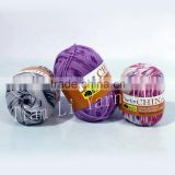 100 Acrylic Yarn Soft Yarn Hand Knitting Yarn polypropylene yarn