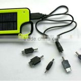 New innovation solar usb mobile phone charger