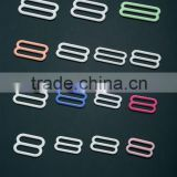 Bra strap buckles with various shape