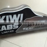 wholesale taxi roof top advertising led light box led light box