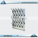 PP pegboard dry rack with detachable peg for laboratory use