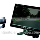 heavy duty 7 inch LCD Monitor Car Rear View Camera System for truck