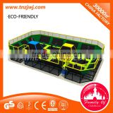 The joy of the children of heaven and earth gymnastics trampoline factory price in guangzhou
