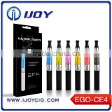Wholesale zipper bag ego CE4, ego ce5 starter kit, ego battery, Electronic Cigarette 650/900/1100mah OEM free