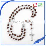 Sell Hot Catholic Glass beads rosary with different colors