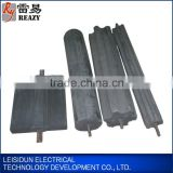 Three Shaped Graphite Ground Module/ Earthing graphite Module