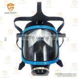 Full face gas mask with Single connector/ Active carbon filter fireproof mask-Ayonsafety