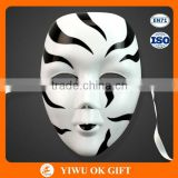 Wholesale Halloween Party Masquerade Venice Handmake Colored Drawing Plastic Mask