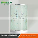 Alibaba best sellers glass rectangle steam shower products imported from china wholesale
