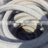 Ceramic Fiber High Temperature Insulation Twisted Round Square Sealing Rope With Steel Wire or Glass Fiber.