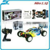 !baja 5b 1 10 RC Nitro Car rc racing cars Henglong 18 Engine gas powered rc car nitro rc car 1:10 rtr nitro car 4wd rc buggy