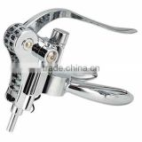 2013 new design of high quality durable aluminium or zinc alloy rabbit corkscrew