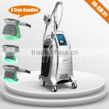 (Ostarbeauty Factory) HOT fat burner Cryolipolysis machine cryo handle for cellulite removal