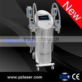 Cool Tech Fat Freezing Machine / Cellulite Reduction Cryo Slimming Machine / Cryolipolysys Antifreeze Membrane 8.4