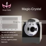 Best quality hot selling factory supply (Magicbelle)!!! skin analysis/skin analyzer/CE machine