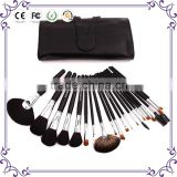 Fine new 20pcs per set professional make up brush set selected animal's hair customization comestic brush