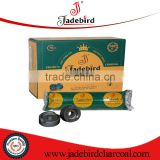 Jadebird air flow Indonesian wholesale hookah charcoal
