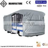 Deluxe Class A Motorhome RV Cover with Door Access (37' - 40')