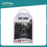 Toprank Zinc Alloy Safe Resettable Digit Tsa Padlock Combination Travel Luggage Tsa Key Lock Tsa Luggage Lock